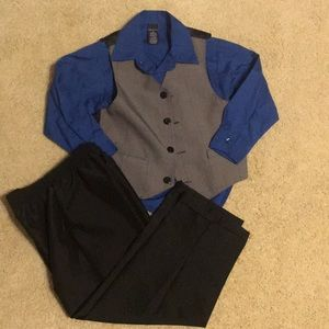 Little Boys Formal Outfit